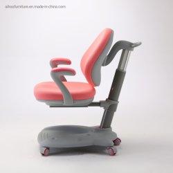 Comercio al por mayor los niños en casa Dormitorio Muebles de parte de esponja bebé Asiento de tela Kid girar una mesa de estudio silla
