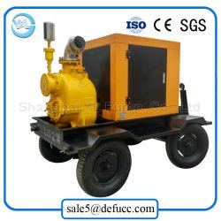 Большая емкость дизельного двигателя ручной топливоподкачивающий насос центробежный насос с Silent-Box