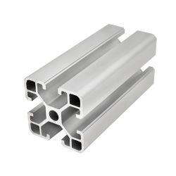 Personalizar 4040 Edificio de la máquina anodizado de perfiles de aluminio Industrial 40x40mm para SIM Racing Rig Marcos