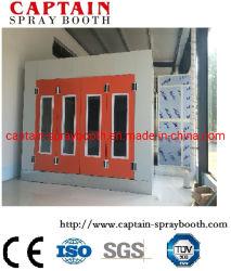 Cabine de pulvérisation/cabine de peinture avec la cuisson au four pour les petites voitures