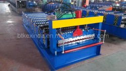 Kxd 850 Corrguated Metal Roofing Sheet Roll Forming Machine