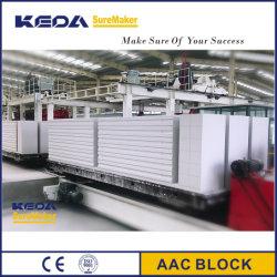 Keda Suremaker AAC 블록 AAC 생산을 위한 기계 제작