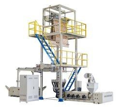 이중 권선이 있는 LDPE/HDPE/PE 고속 필름 송풍 플라스틱 기계 토타리 다이 헤드 SL-65-1000 사용