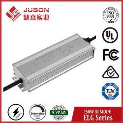 Juson 150W Elg Ai ai Controlador de LED de potencia de salida constante de la norma IP67 Resistente al agua para Calle luz LED LED de luz LED de crecer de la luz de Acuario con 5 años de garantía