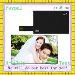 プロモーション用超薄型クレジットカード USB フラッシュドライブ( GC-T005 )