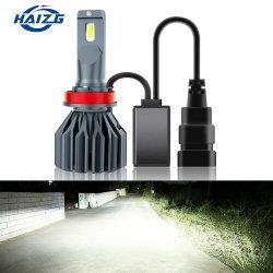 Haizg Super Bright S10 Potência Elevada Auto acessórios do carro quente LED de venda das lâmpadas dos faróis de luz 360 H4 carro faróis LED