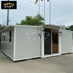 Totalmente terminado expansible estándar de la casa de envío de contenedores modulares Home Design