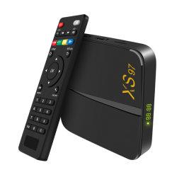 2021 Xangshi الصينية المصنع التخزين ذات السعة الكبيرة شعار مخصص IPTV الدعم مشغل وسائط البث بدقة 4K U9 S905W 2+16 جيجا بايت مع CE/RoHS