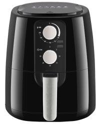 Controle mecânico de profundidade fritadeira de ar isento de óleo de forno 1500W 4.5L