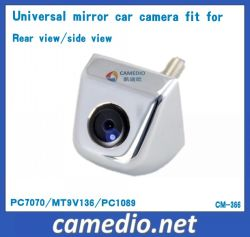 Металлический корпус наружного зеркала заднего вида винта универсальной машине цифрового видео для камеры заднего вида/Вид сбоку