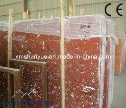Red artificiale Stone Quartz per Slabs Tiles e Countertop