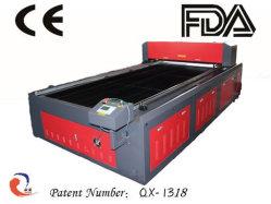 La gravure au laser/machine de découpe (QX-1318)