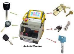 Портативный разрез на кодовый ключ машины сек-E9 подходит как для стандартных и ключ кодирования и к автоматическому обнаружению взрывчатых веществ