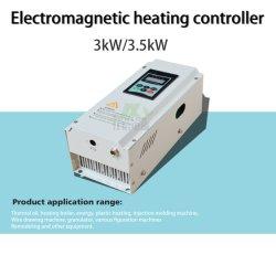 Chauffage électromagnétique mécanique en plastique en caoutchouc