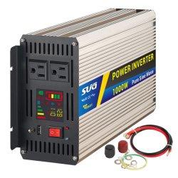1000W 24VDC ~ 110/120VAC 고주파수 오프 그리드 인버터 FCC ETL 솔라 제품