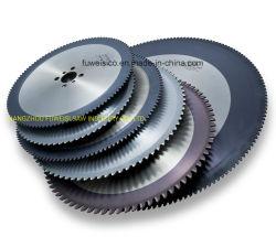 <FUWEISI>Carbure diamant Cermet inclinés de lame de scie circulaire HSS froid pour la scie l'industrie.