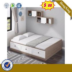 引出しのプラント多機能の子供の寝室の家具の寮のベッドが付いているグループの家具