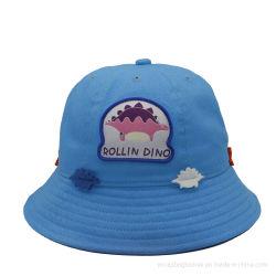 느슨한 물통 모자가 주문 면 형식에 의하여 아이들 옥외 어부 농담을 한다