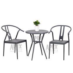 Mobiliário de Jardim Mobiliário de exterior Conjunto de Jantar Cadeira de jantar mesa de jantar