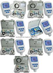휴대용 pH ORP 전도율 TDS 염도 저항률 도계