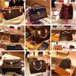 Дамскую сумочку 1: 1 высокое качество 5высшего качества шикарный женщин Bag Дор Леди мешок