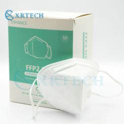 N95 FFP2, FFP3 Máscara facial Máscara de dobragem Earloop Nelson qualificado de Laboratório
