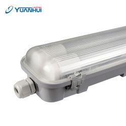 نينغبو، الصين تركيب T5/T8 IP65 مصباح فلورسنت ثلاثي مقاومة (YH2) مع سعر جيد