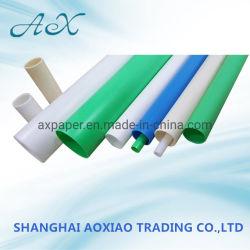 Высокая жесткость пластмассовый сердечник трубопровода упаковки АБС экструзионный рулона пленки трубы размером 1 дюйма 3 дюйма 6 дюйма