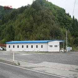 Struttura In Acciaio Di Alta Qualità Container House Prefabb Home House Building