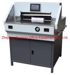 E520t электрический резак для бумаги с контролем программ Graphic Shop