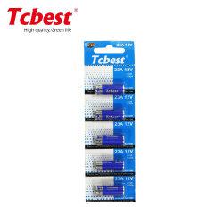 Qualidade elevada proteção ambiental bateria alcalina 12V 23A 27A pilha seca