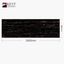 소결된 슬레이트 큰 크기 돌 베니어 대리석 보기 석판 800*2600mm