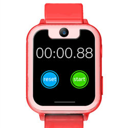 Moble Watch met Phtoting Real Tracking Dial for Kids