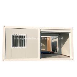 Beweglicher Gebäude-Stahlbehälter-preiswerter Haus-modularer Behälter-Speicher-vorrübergehende Kreditgewährung