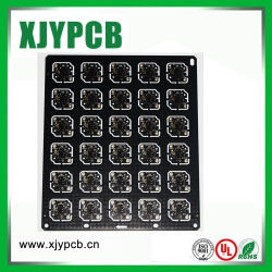 Placa de Circuito Impresso multicamada RoHS 94V0 de fabricação de placa de circuito impresso PCB