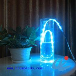 Haute luminosité étanche de Noël SMD3528 12V de la corde au néon LED orange FLEX Light