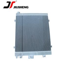 Intercambiador de calor intercambiador aire-aire del compresor de aire enfriador de aire de tornillo para compresores de aire