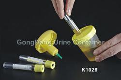De Container van de Urine van Certificatied van Ce en FDA met Naald