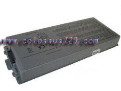 Dell D810のための電池