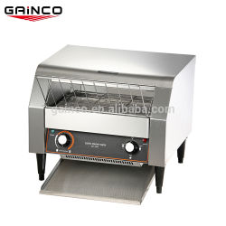 Fette inossidabili elettriche del tostapane 300 del trasportatore del pane della strumentazione della cucina