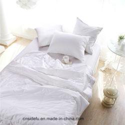 Colección de fibra de poliéster Hotel Rey Colcha blanca