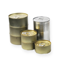 ペットフードペットは鶏およびエビ犬のぬれた猫ぬれたOEMの缶詰食品を供給する