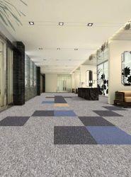 Colorido Mosaico del Piso de lujo de betún de PVC de pared cojín -a la pared de la alfombra Mat para uso comercial