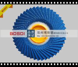 고품질 Vsm 전력 공구를 위한 거친 지르코니아 플랩 디스크 또는 플랩 디스크