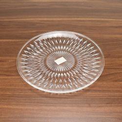 Diverses sortes de bonbons plat Bol de fruits de la plaque acrylique Crystal