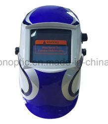 普及した自動暗くなる溶接のヘルメット(BSW-001-6B)