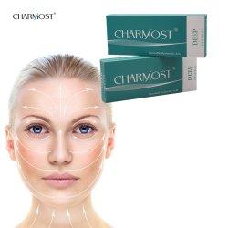 Charmost 1ml 깊은 Hyaluronic 산 피부 충전물 주사 가능한 젤