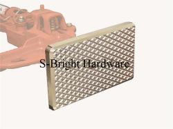 Специальные индивидуальные алюминия CNC Lathing 6061 основание домкрата рисунок протектора (S-093)