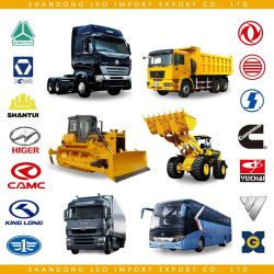 트럭 Partsweichai Dongfeng FAW Shaanxi Shacman Sinotruk HOWO 트럭 예비 품목 브레이크 라이닝