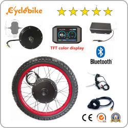 Bon choix programmable 36-72V 3000W Electric Motorcycle/E-Bike Kit de conversion